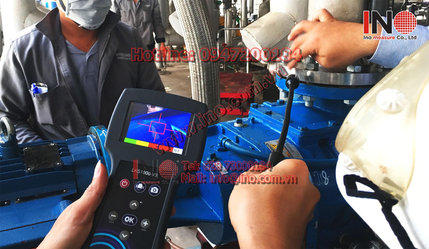 Phát hiện rò rỉ khí nén giúp nhà máy thiết kiệm được hàng trăm tỷ tiền điện mỗi năm. Tuy nhiên với các dụng cụ phát hiện sóng siêu âm...